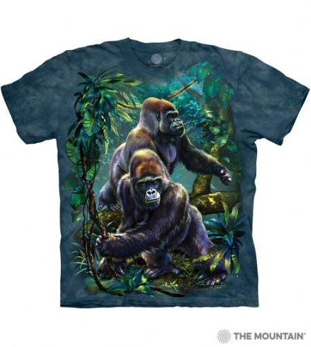 Gorilla Jungle T-shirt | The Mountain®
